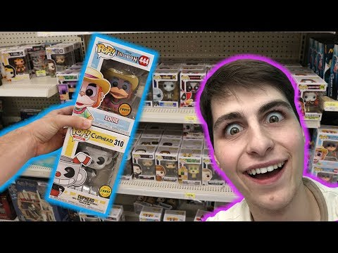 Crazy Chase Pops Hidden at Walmart!