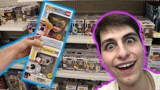 Crazy Chase Pops Hidden at Walmart!