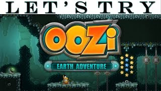 Let's Try - Oozi: Earth Adventure - Indie Platformer Gameplay