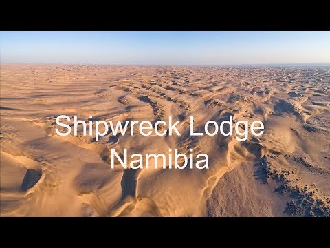 Luxury Lodges of Africa.Shipwreck  Lodge - Skeleton Coast,  Namibia.  4K