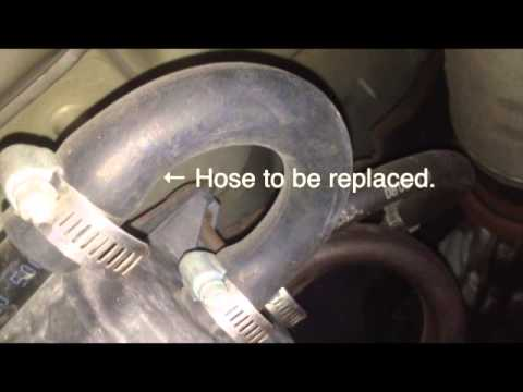 2003 Dodge Dakota P0442 and P0121 Solution/Fix - YouTube