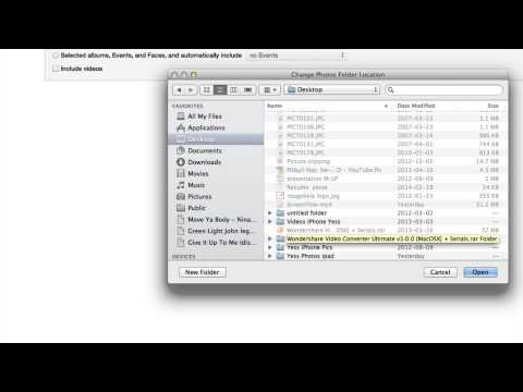 How to Transfer Pictures from computer to iPhone iPad iPod mac/pc