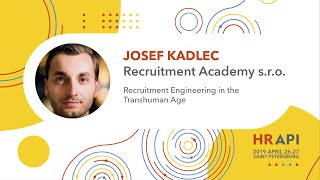 Recruitment engineering in the transhuman age i haven't written a self-help book yet, but if did and merged it with industry would be ...