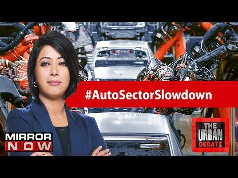 Maruti shuts plant for 2 days, India's economy slowing down? | The Urban Debate With Faye D'Souza