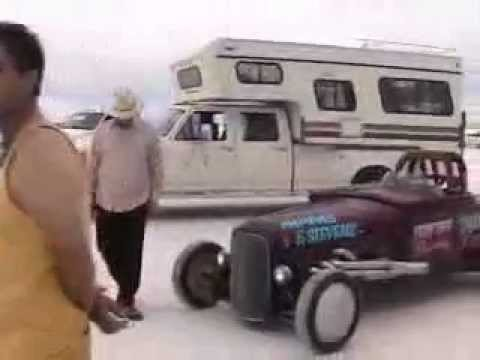 Bonneville Salt Flats Documentary. 30 mins. Cars and Motorcycles. LSR Land Speed Racing