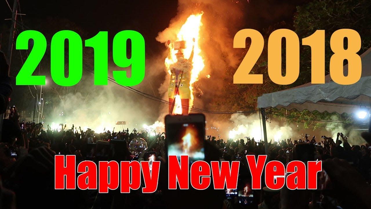 Azhichupani - Fort Kochi New Year Celebration 2019