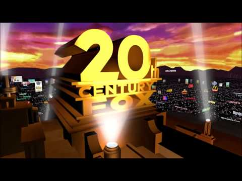 20th Century Fox 1994 Blender Remake Suime7 Modified