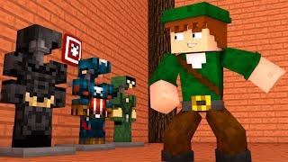 Video Minecraft PE : Pocket Heroes #08 - Quarto dos Super Heróis !! (Minecraft Pocket Edition) download MP3, 3GP, MP4, WEBM, AVI, FLV November 2018
