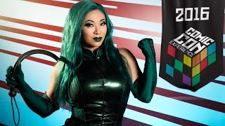 Comic Con Experience (CCXP) 2016 - COSPLAY SHOWCASE