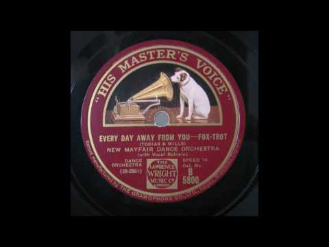 Ray Noble, Norman Payne and the Influence of Bix Beiderbecke