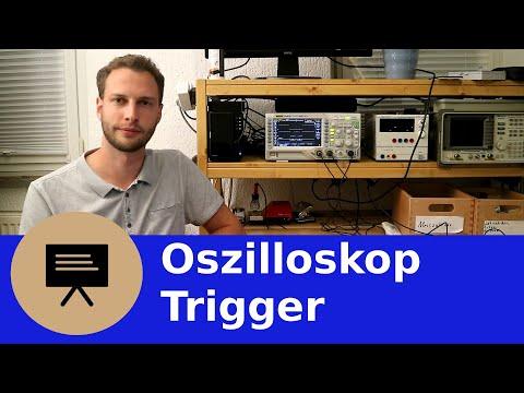 0x0A Oszilloskop Trigger