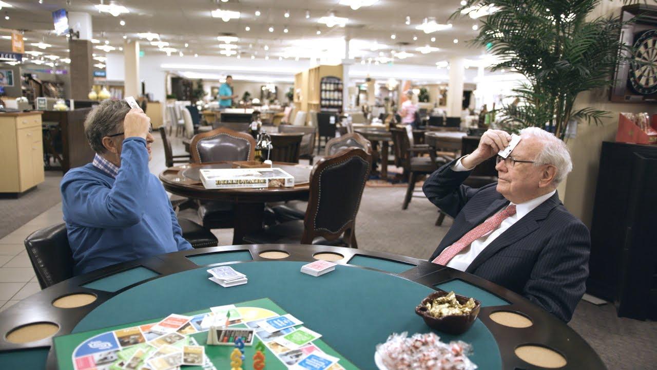 Testing Mattresses with Warren Buffett