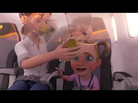 Thomas Cook Airlines A321-200 Safety Video