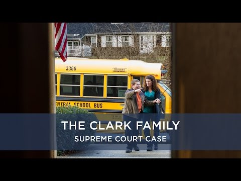 The Clark Family - The Supreme Court Ruling