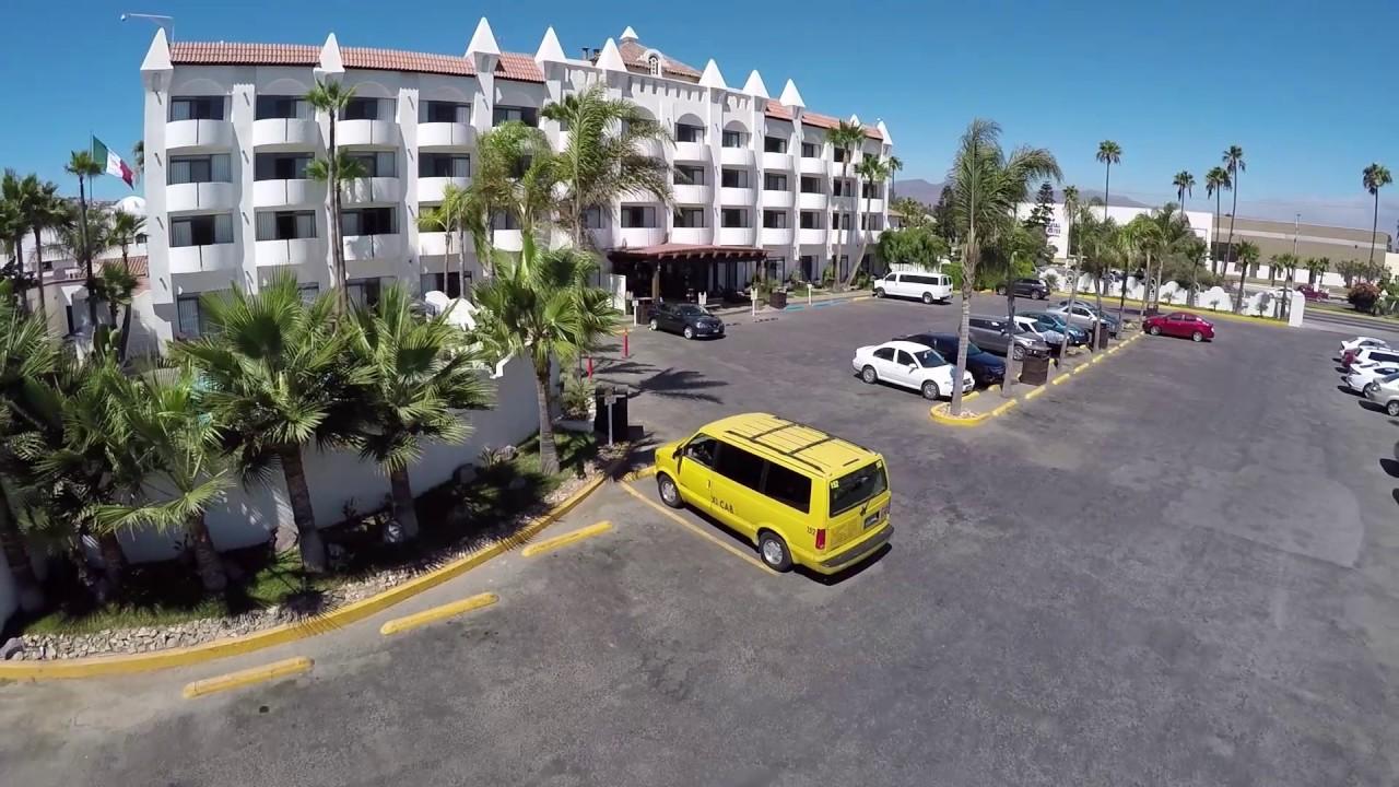 Corona Hotel & Spa Ensenada Baja California - YouTube