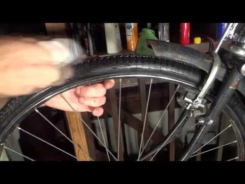 How To Make Old Bike Tires Look Almost Like New