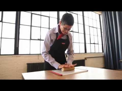 How To Shape Slice And Bake Cookie Dough Logs From Dorie Greenspan