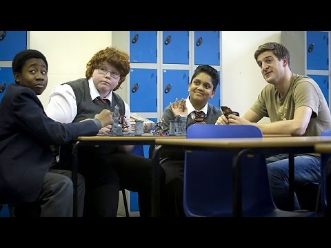 BBC  Siblings - Episode  3  Intern School