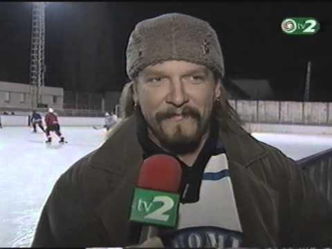 Ganxsta Zolee és a jégkorong
