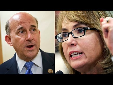 "Gabby Giffords Just Called Out Cowardly GOP Congressmen: ""Have Some Courage!"""
