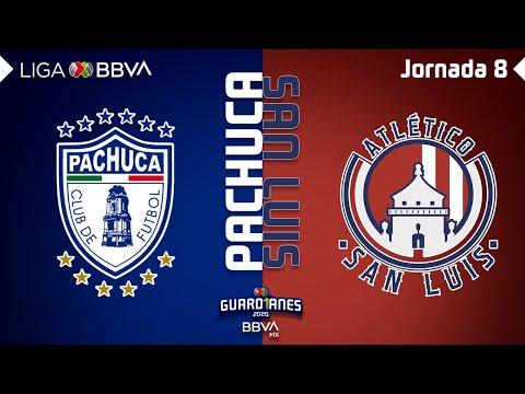 Pachuca San Luis Goals And Highlights