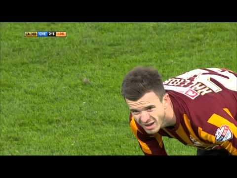 Chelsea v Bradford City MOTD 24th Jan 2015 FA Cup 4th Round Extended Highlights - HQ