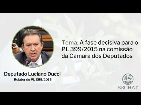 """""""A fase decisiva para o PL 399/2015 na comissão da Câmara dos Deputados"""" - Com Luciano Ducci"""