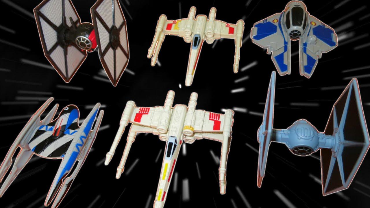 Uncategorized Luke Skywalker Ship star wars the force awakens tie fighters x wing luke skywalker obi wan jedi ships youtube