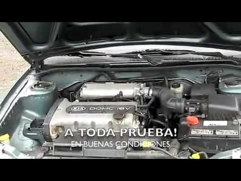 Kia sephia 2000 ganga youtube for Kia motor finance physical payoff address