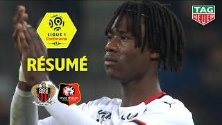 OGC Nice - Stade Rennais FC ( 1-1 ) - Résumé - (OGCN - SRFC) / 2019-20