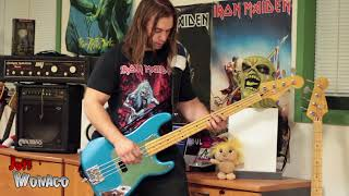 Iron Maiden - Look For The Truth Bass Cover