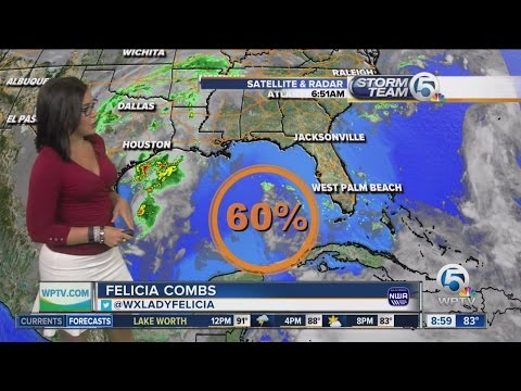 Area near Yucatan Peninsula has 60% chance to develop