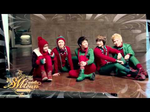 Kpop Christmas songs