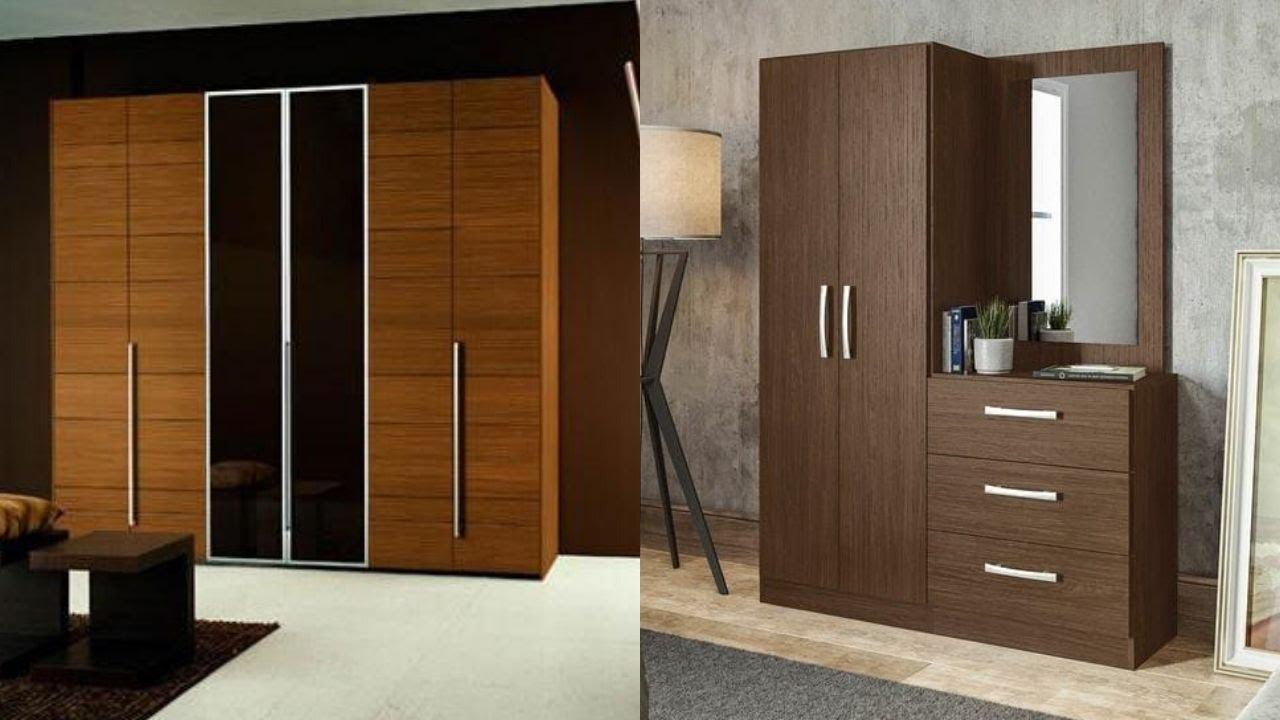 Top 5 Wooden Wardrobe Collections  Bedroom Wardrobe designs  Furniture  Designs  KGS Interior