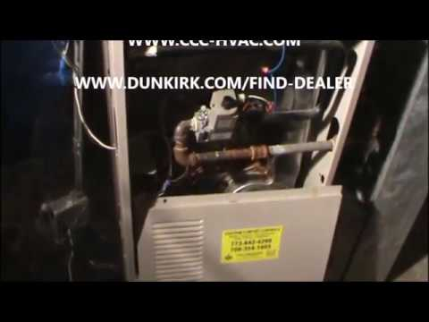 60643 Frigidaire Furnace Removal To American Standard 80 Gas Furnace Upgrade
