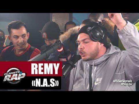 [EXCLU] Rémy - Freestyle 'N.A.S' #PlanèteRap