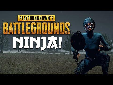 PUBG - NINJA MONTAGE! #14 (Funny Moments & Ninja Trolling)