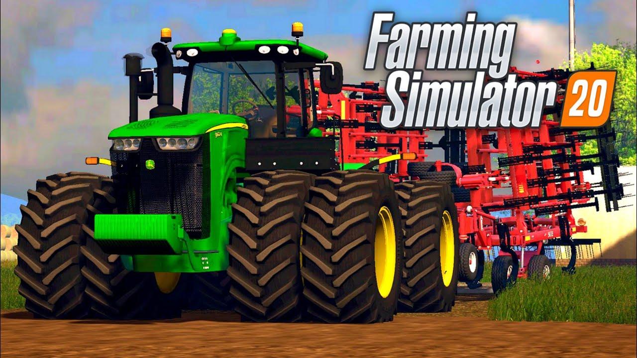Landwirtschafts Simulator 2021