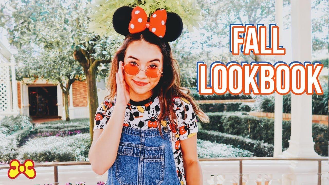[VIDEO] - fall disney inspired lookbook 2018 | Emily Enchanted 2