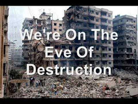 Eve Of Destruction  Barry McGuire