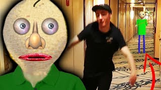 BALDI HAS NEVER LOOKED SO GOOD! || Baldi's UNREAL Basics in Education and Learning
