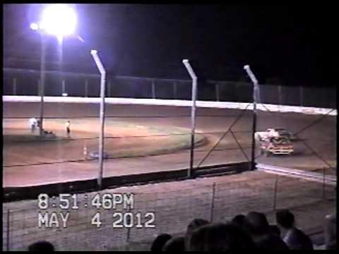 Doe Run Raceway Mini stock Heat-May 4th,2012