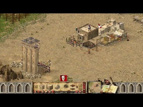 Stronghold crusader HD/part3/An old Friend/letsplay cz/