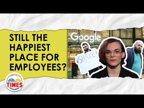 FEDERAL AGENCY ACCUSES GOOGLE OF UNLAWFUL LABOR PRACTICE|  San Diego Tijuana Times