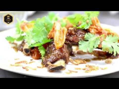 THE CHEF Best Bangkok Restaurants Benjarong Thai Restaurant