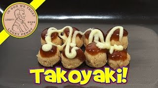 Takoyaki Diy Japanese Kit くるくるたこやき - Kracie Happy Kitchen Popin' Cookin'