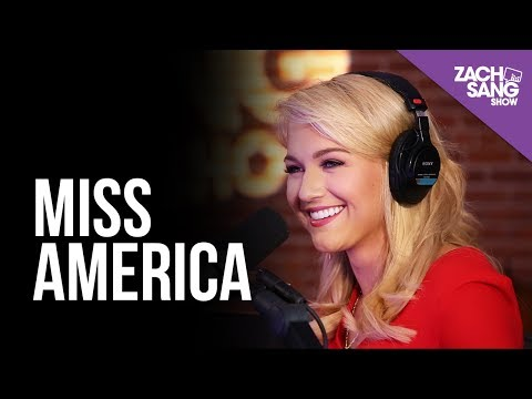 Miss America Savvy Shields Talks Being Miss America and What's Next For Her