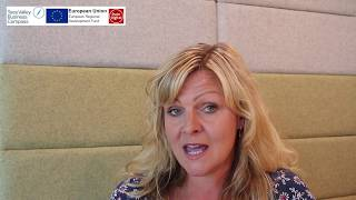 Top Business Tip Kim Inglis from Blencogo Farm