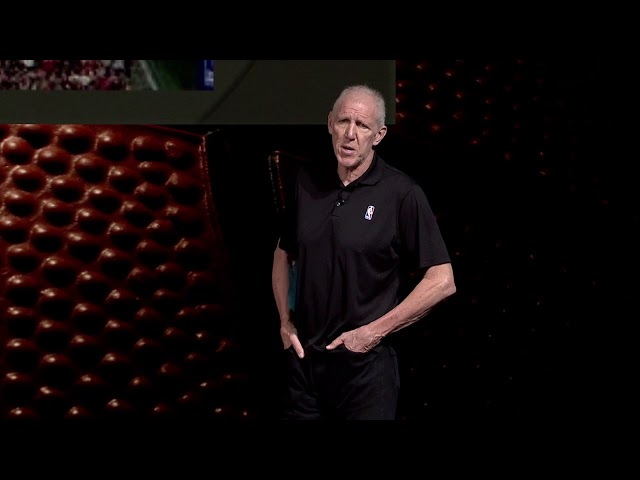 BILL WALTON: It Takes Talent to Get to the Top; and Character to Stay There