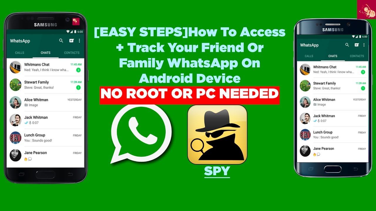 Part 2: How to read someones whatsapp messages without their phone?